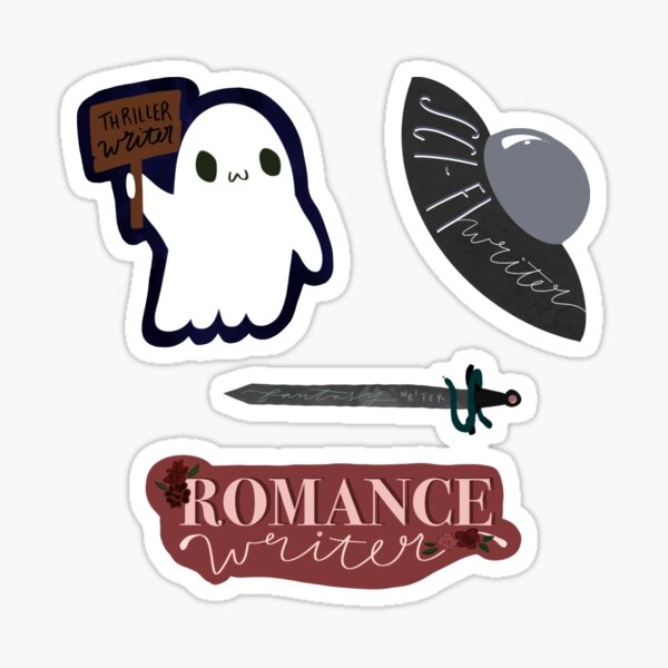 Genre Sticker Set Sticker