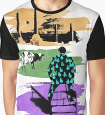 b4717ff4 Atom Heart Mother - Cow Classic T-Shirt. Pink Floyd