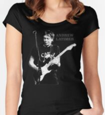 Andrew Latimer - The Camel Band T-Shirt Women's Fitted Scoop T-Shirt