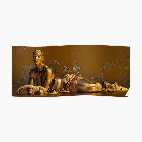 fka twigs mary magdalene gold edition Poster