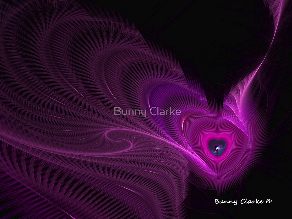 Can't You See I Love You? by Bunny Clarke