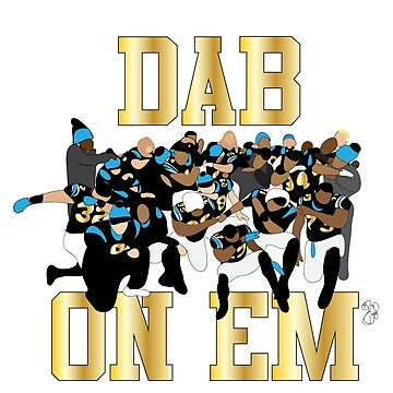 KEEP DABBING by Easygraphixs