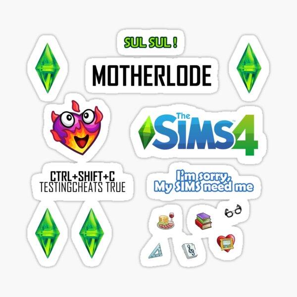 Sims sticker pack Sticker