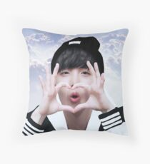 Angel J-HOPE Throw Pillow