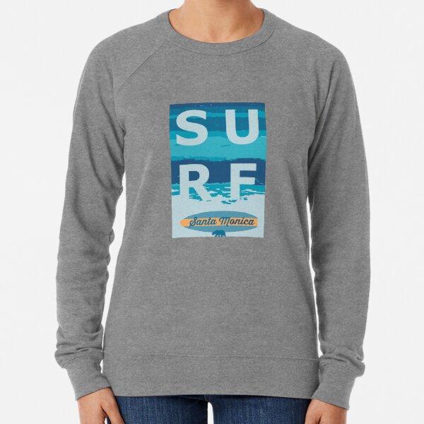 Santa Monica. Lightweight Sweatshirt