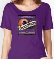 Blood moon Hunters Brew Women's Relaxed Fit T-Shirt