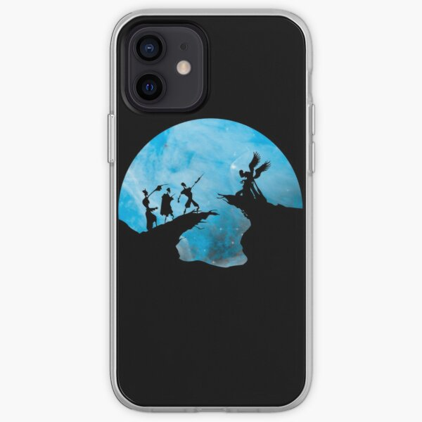Tres hermanos magos Funda blanda para iPhone