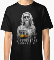Gillian Anderson - A Streetcar Named Desire Classic T-Shirt