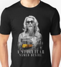 Gillian Anderson - A Streetcar Named Desire T-Shirt