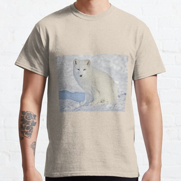 Arctic Fox (Click and see large!) Classic T-Shirt