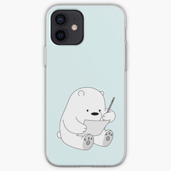 iced bear iPhone Soft Case