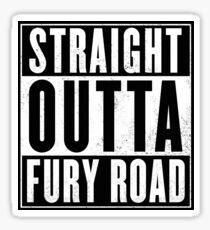 Mad Max - Fury Road Sticker