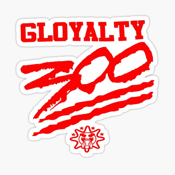 Chief Keef / GLOGANG/ 300 / 3HUNNA Sticker