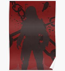Star Wars Jango Fett Unchage - Django Unchained Poster