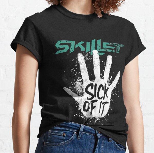 Pfanne krank davon Classic T-Shirt