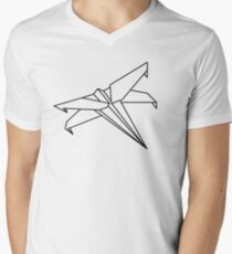 Star Wars - Paper X-Wing  Men's V-Neck T-Shirt