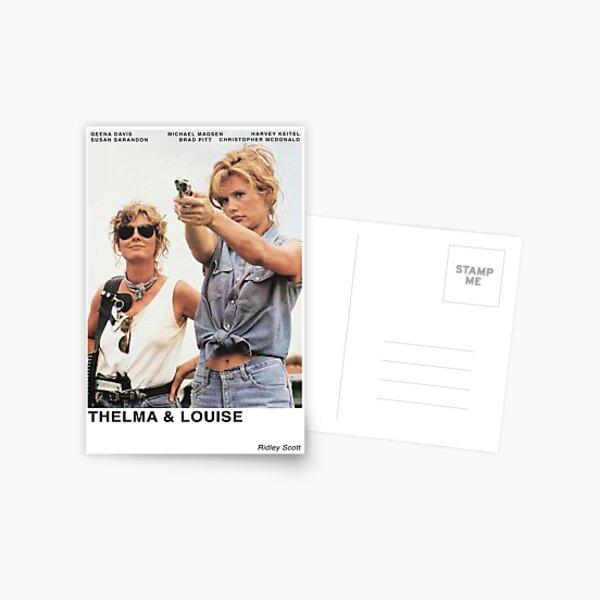 Thelma & Louise Postcard