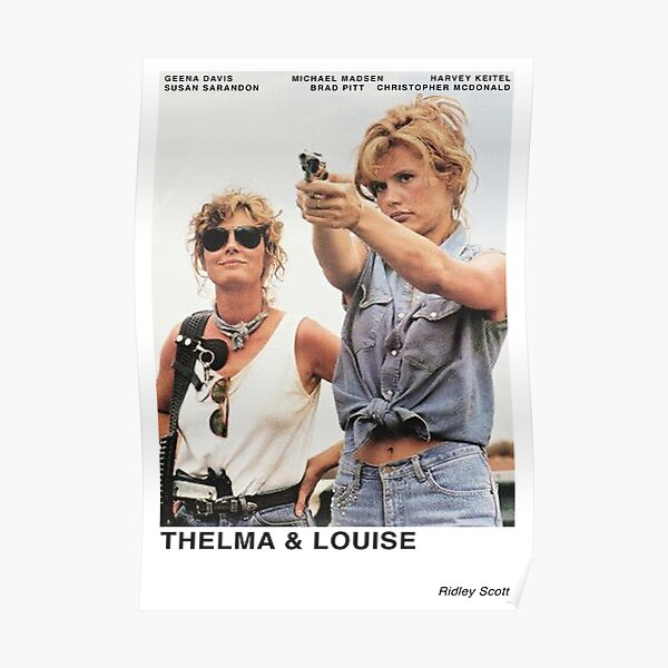 Thelma et Louise Poster