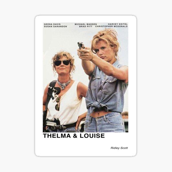 Thelma & Louise Sticker
