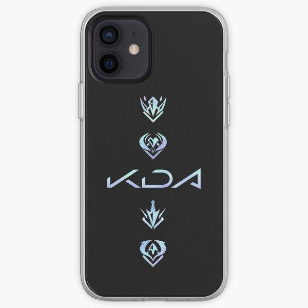 Équipe KDA v2 Coque souple iPhone