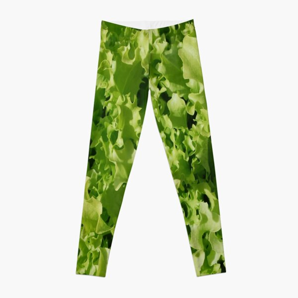 lettuce or salad Leggings