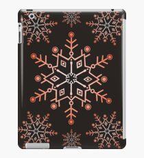 Snowflakes iPad Case/Skin
