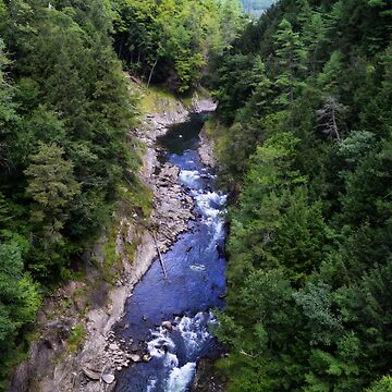 Quechee Gorge, Vermont by cathysherman