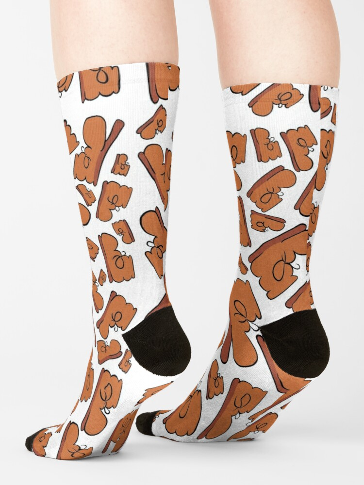 Alternate view of The Many Faces of Boot Socks