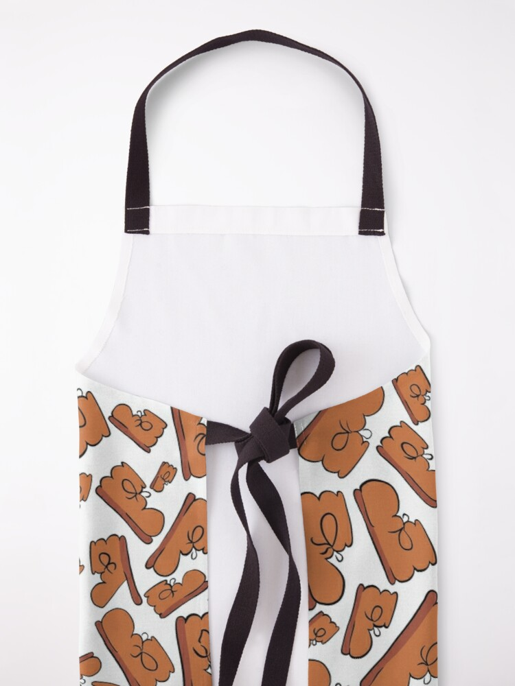 Alternate view of The Many Faces of Boot Apron