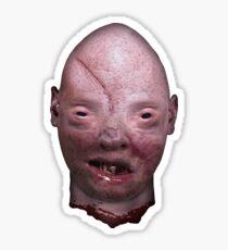 Severed Head Sticker