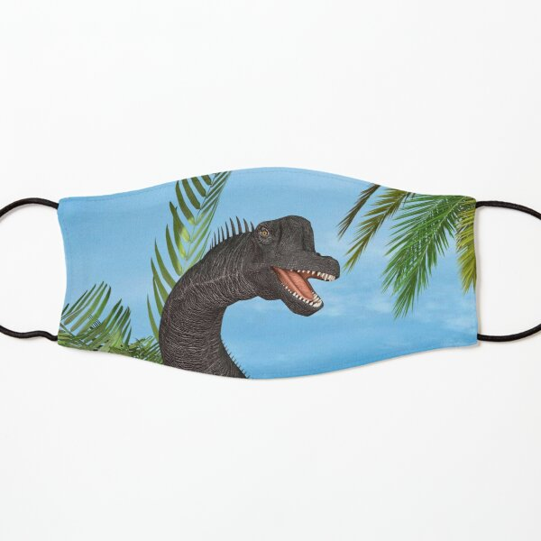 Dinosaur Brachiosaurus Kids Mask
