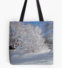 Glistening Trees ^ Tote Bag