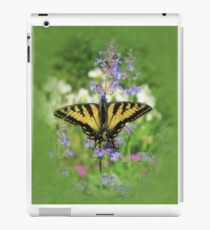 Swallowtail Floral - Butterfly iPad Case/Skin