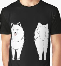Front and back Graphic T-Shirt