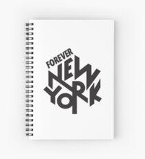 Cuaderno de espiral New York