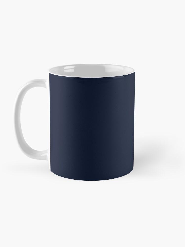 Alternate view of Sharkasm Mug