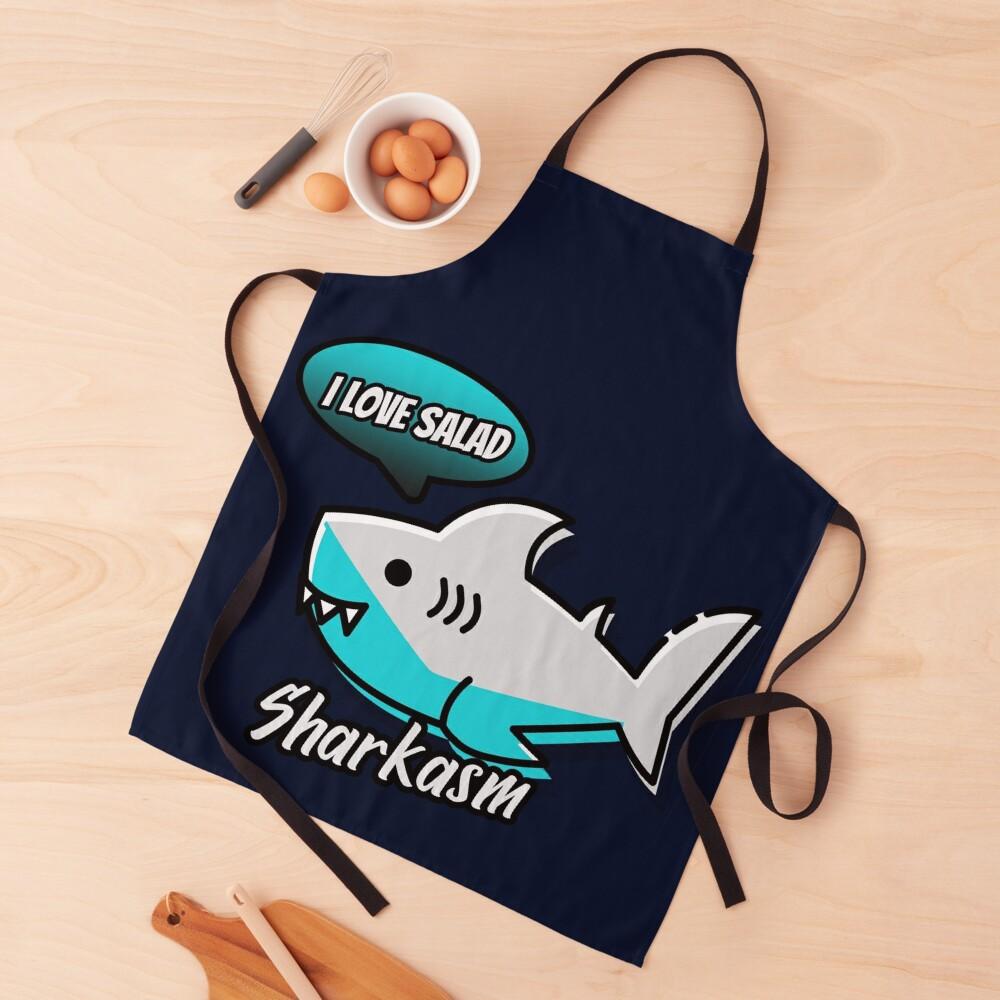 Sharkasm Apron