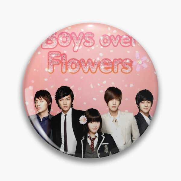 Kdrama Boys over flowers Pin