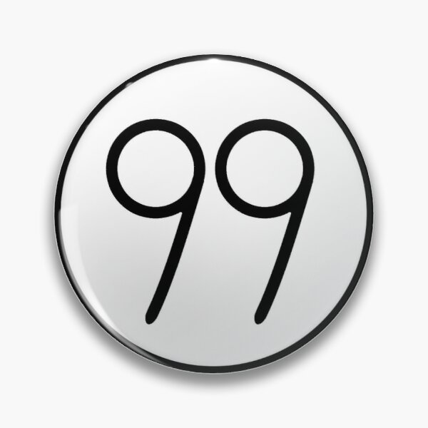 Badge 99 - Hunter Exam Pin