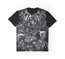 Ghost In Shell Epic Art Graphic T-Shirt