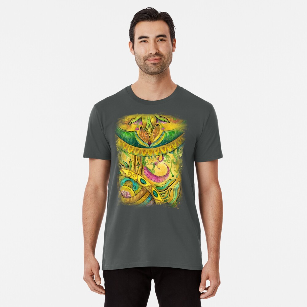 Baroque Organic Premium T-Shirt
