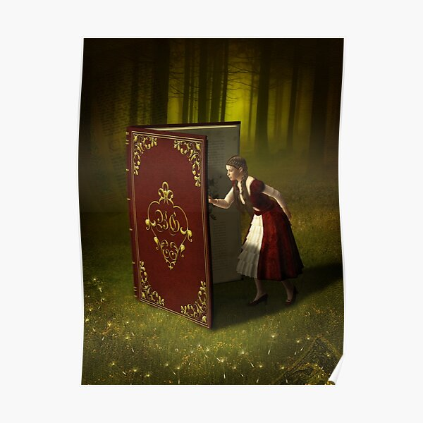 Book of Tales and Secrets Poster