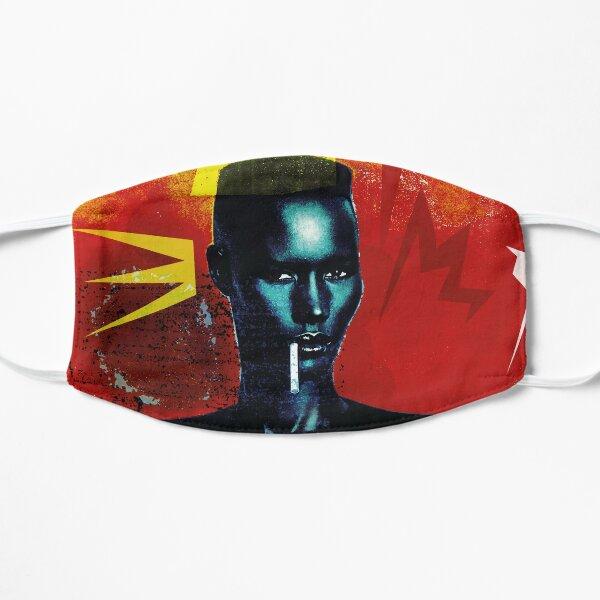 grace deconstructed Flat Mask
