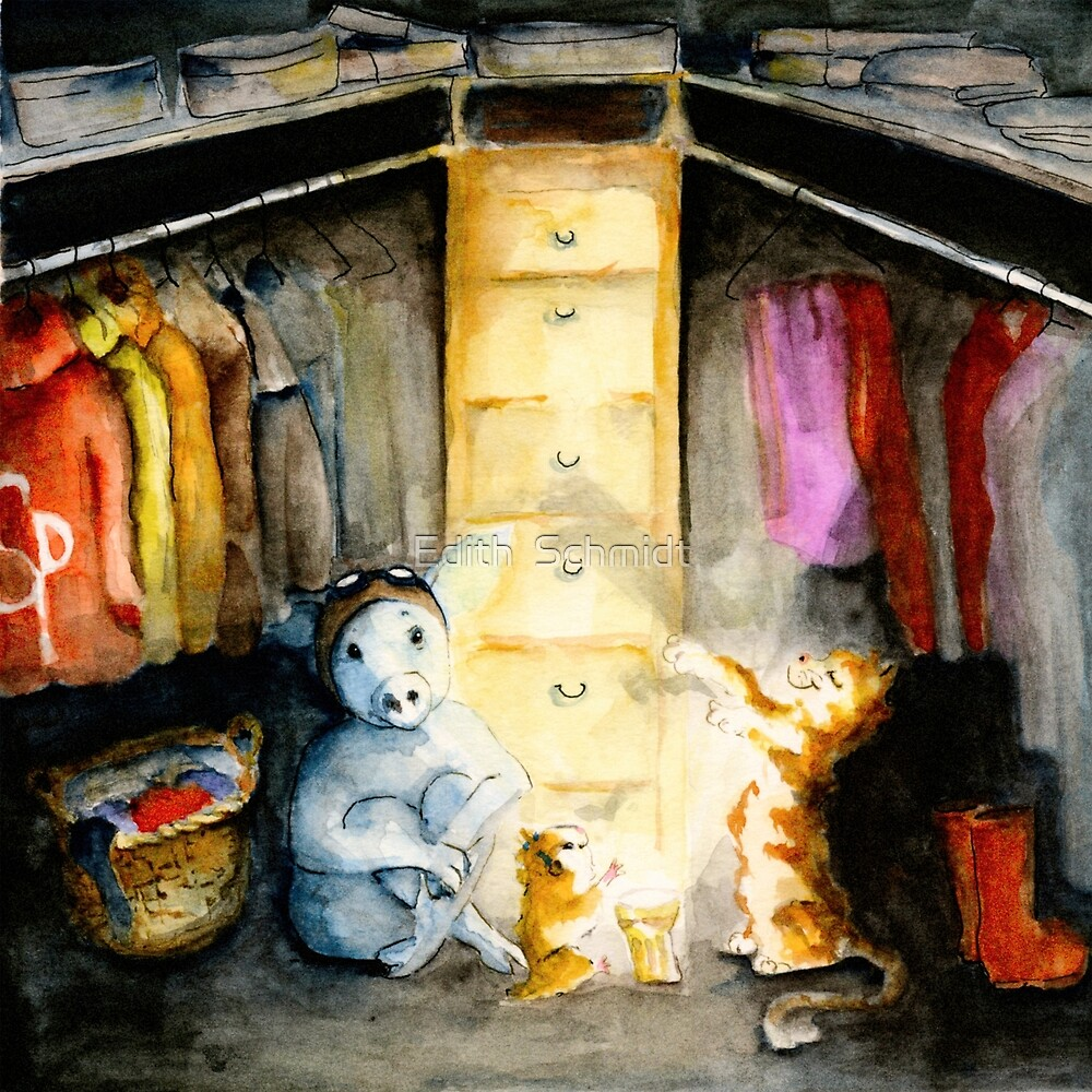 Closet Therapy  by Edith  Schmidt