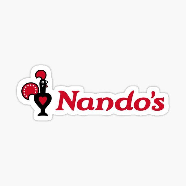 Nando's (restaurante de Londres) Pegatina
