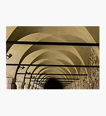 ~ arches ~  Photographic Print