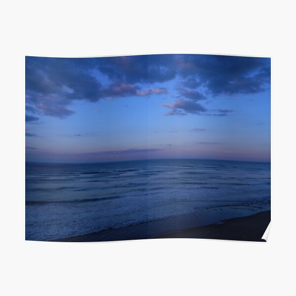 Nauset Light at Dusk Poster