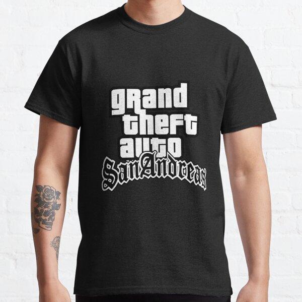 GTA San Andreas Classic T-Shirt