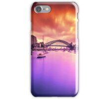 Lavender Bay Colours  iPhone Case/Skin