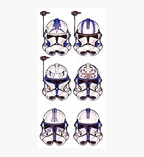 501st 6-pack Photographic Print